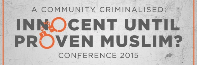"""Innocent Until Proven Muslim?"" Conference Videos"