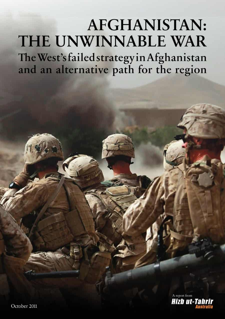 Report – Afghanistan: The Unwinnable War
