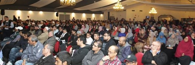 Islamic convention rejects government intervention in Muslim community
