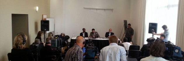 Press Conference – Future of Muslim World Post-Uprisings