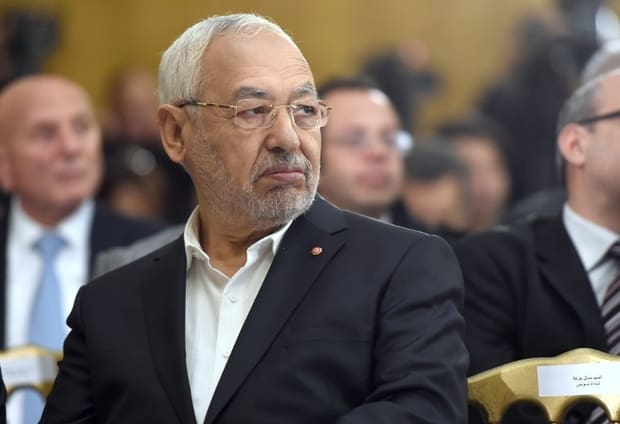 "Tunisia's Ghannouchi: ""We are leaving political Islam for democratic Islam"""