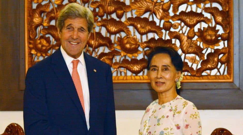 Suu Kyi continues her role in obscuring Rohingya Muslims' plight