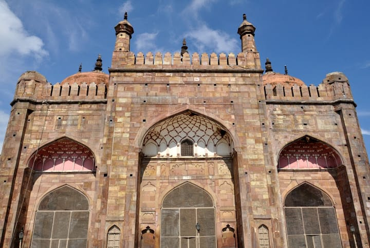 Gyanvapi Mosque, built in the time of Aurangzeb