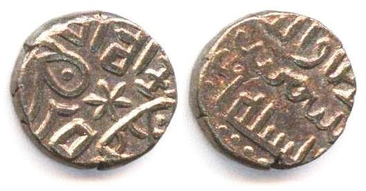 Coinage minted in Altumish's Sultanate