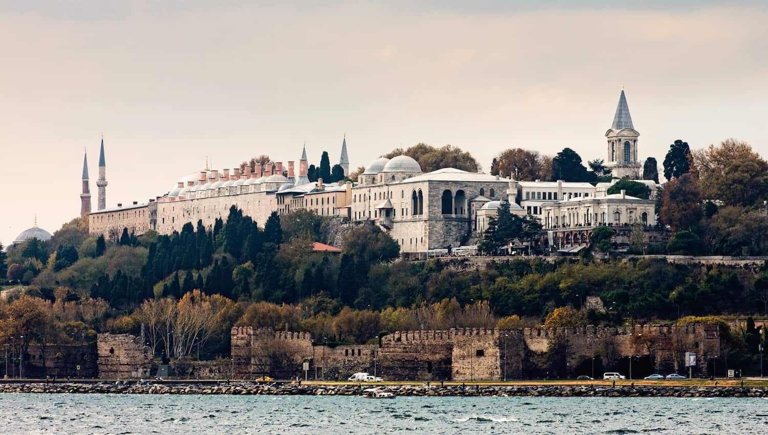 Topkapi Palace was the seat of the Muslim Caliphate for centuries, and was given it's authority from principled reading of the primary religious texts.