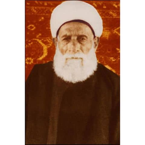 Qadi Yusuf Nabhani, a great scholar of the late 19th and early 20th century, who was a Judge under the Ottoman Caliphate and wrote extensively on the obligation of the Caliphate