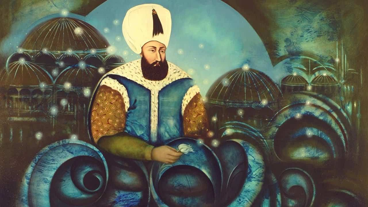 "An Ottoman Caliph's Poem: ""Wake Up O My Eyes From Heedlessness"" (Murad III)"