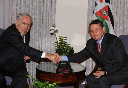 In both symbolic and real terms, Jordan's relationship with Israel continues to be one of its most treacherous when it comes to the interests of the Ummah and to Palestinians in particular.