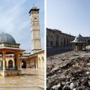 Devastation in Images: Aleppo Before & After the War