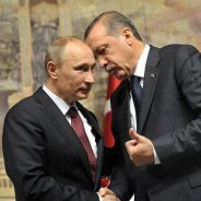 Essay – Erdoğan's Syria interventions: the Russian alliance and handover of Aleppo