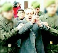 An earlier arrest of Yilmaz Celik.