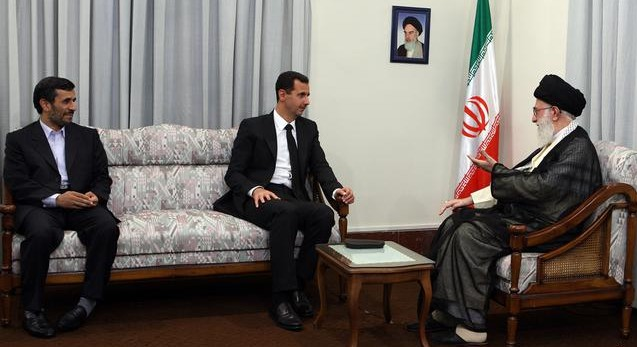 "Iran's Khamenei backs Kashmiris ""facing oppression"", but supports the biggest tyrant"