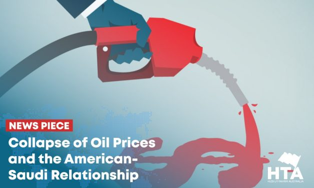 Collapse of Oil Prices and the American-Saudi Relationship