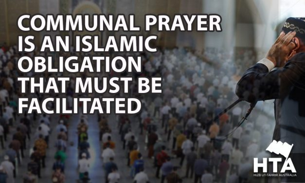 Communal Prayer is an Islamic Obligation that Must be Facilitated