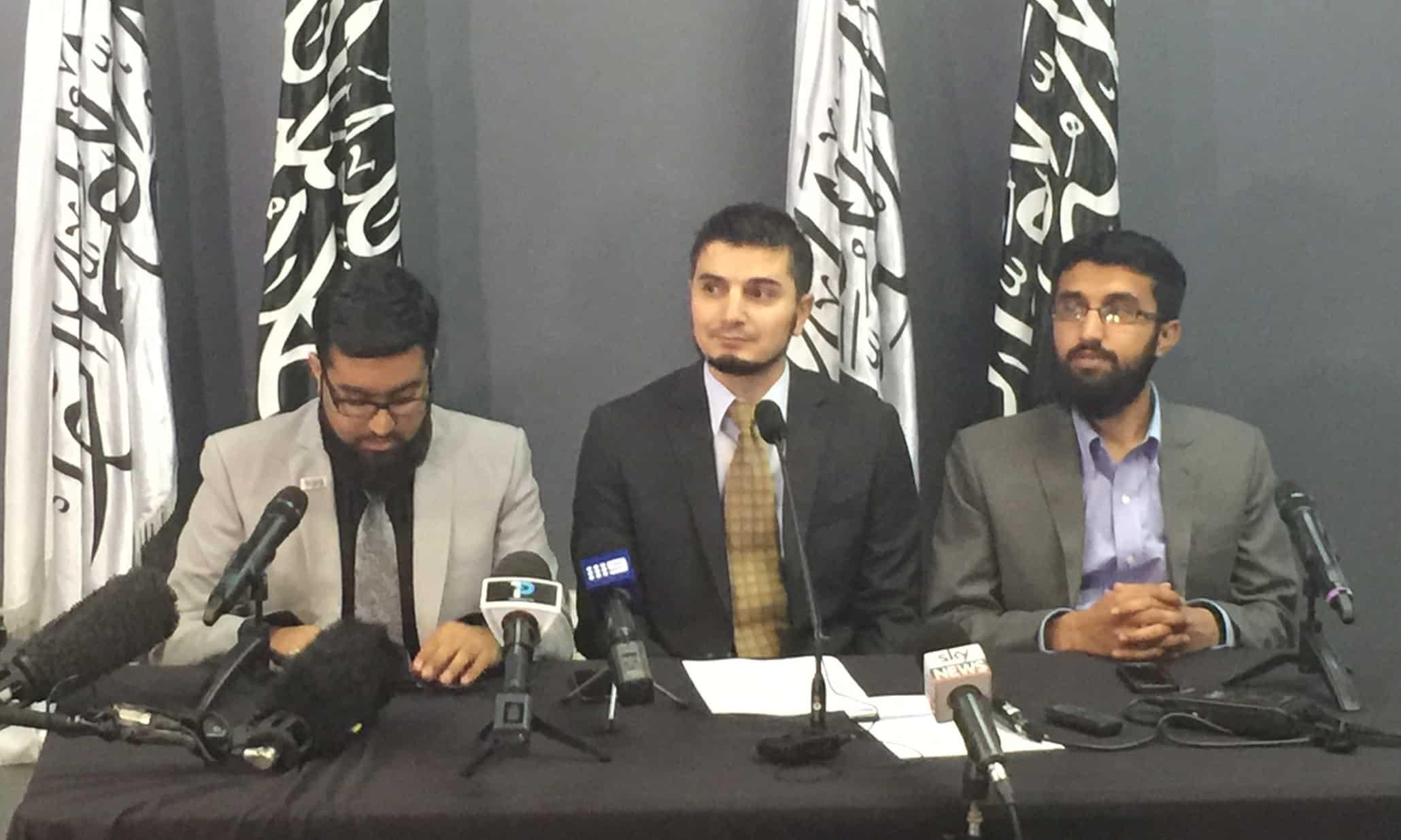 Press Conference – Crackdown on Hizb ut-Tahrir