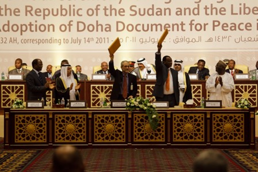 Has America Washed its Hands of the Doha Agreement regarding Darfur?