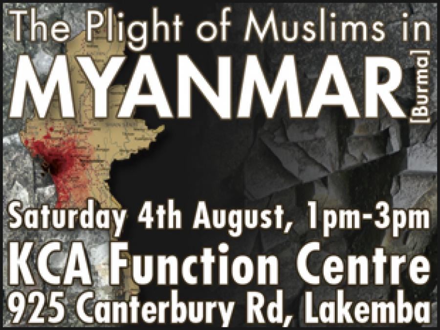 PHOTOS + VIDEOS: The Plight of Muslims in Myanmar (Burma)