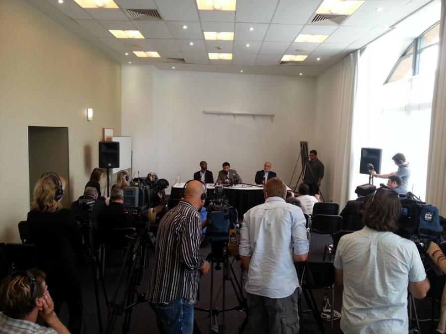 Press Conference – Future of Muslim World Post-Uprisings