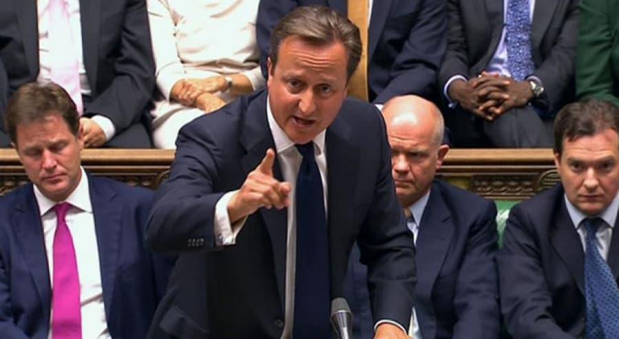 Statement regarding UK military action in Iraq 2014