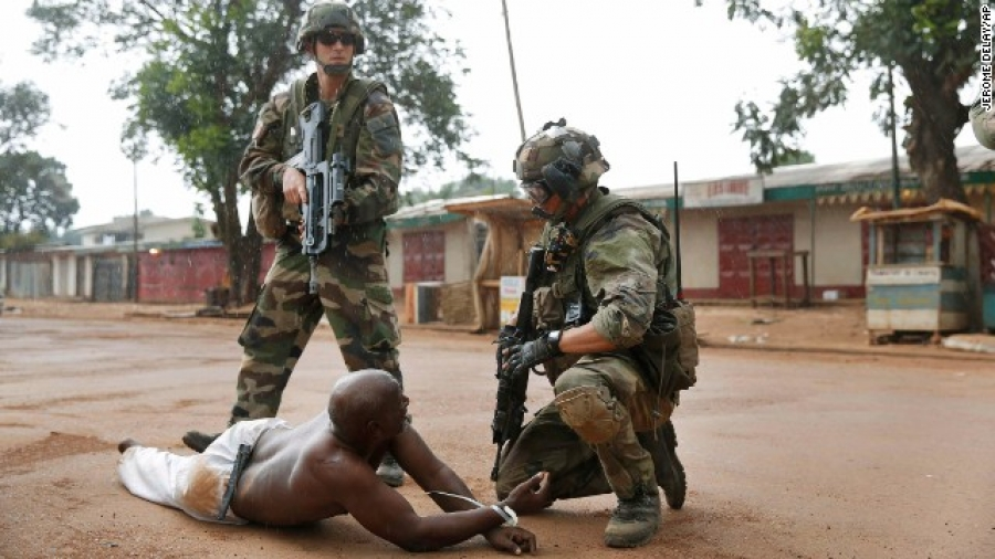 The Conflict in Central Africa