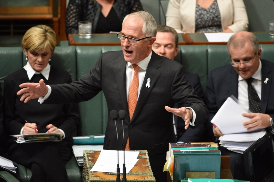 Turnbull Security Statement signals more same oppressive, failed policy