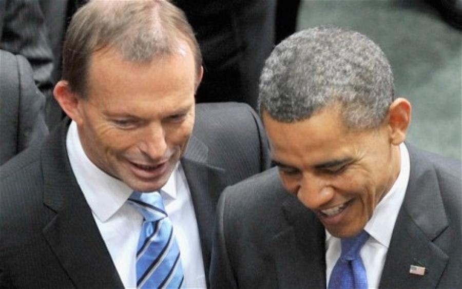 Australia joins unjust US-led invasion of Iraq