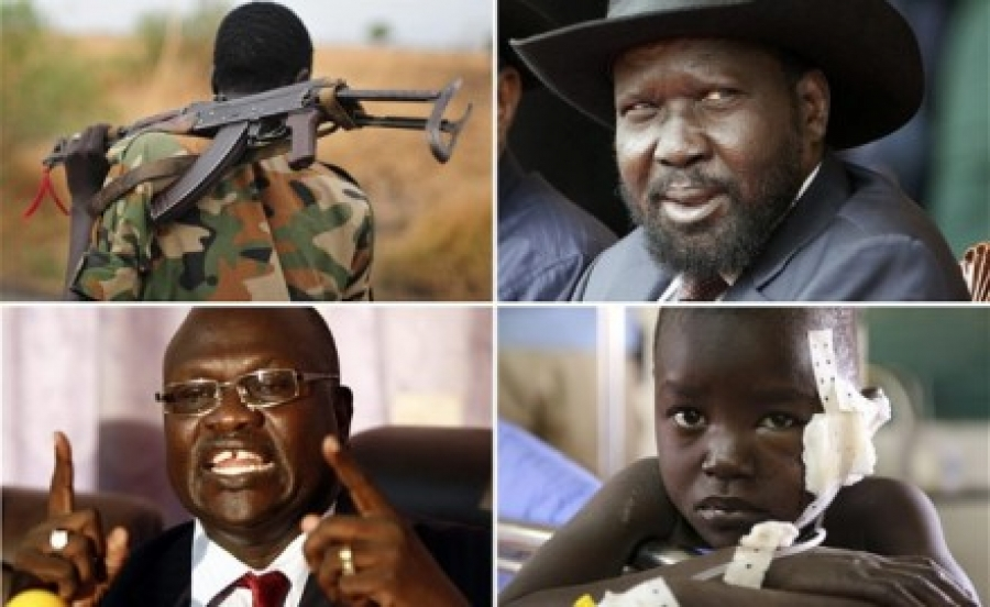 What is behind the events in South Sudan?
