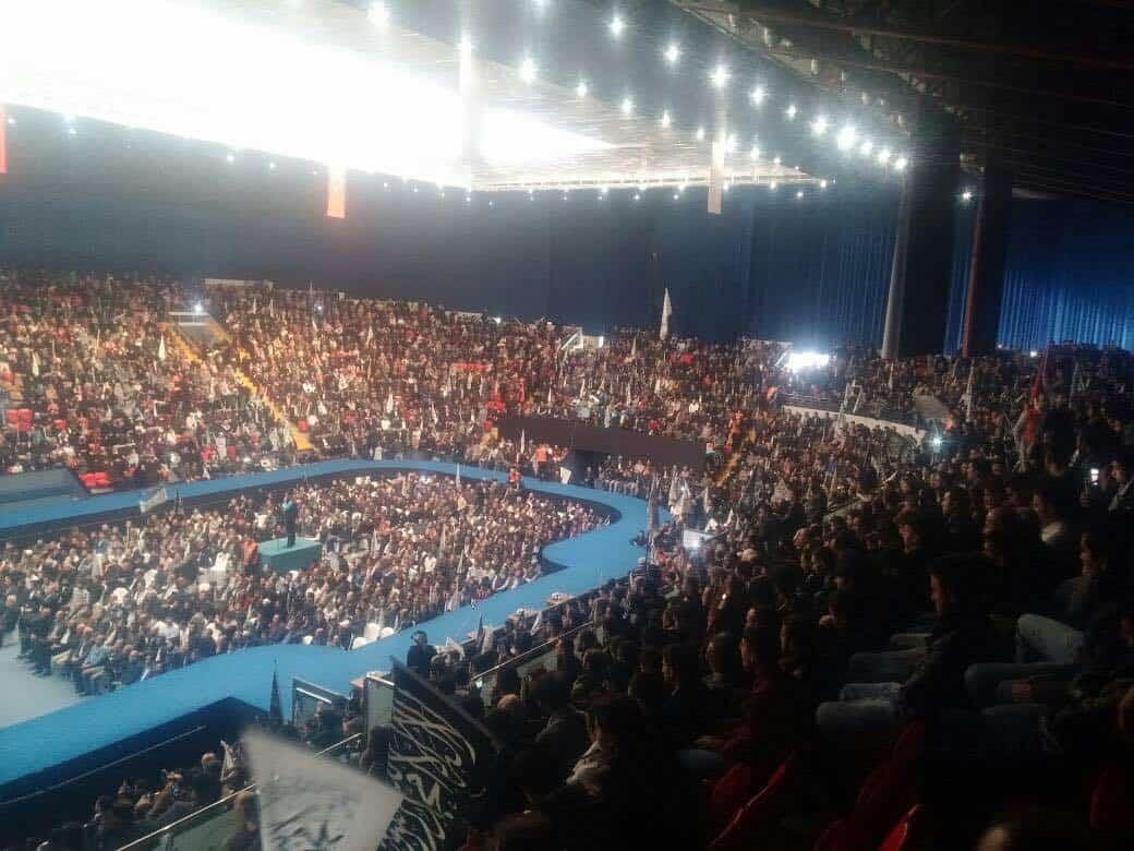 Historic Khilafah Conference held in Ankara, Turkey