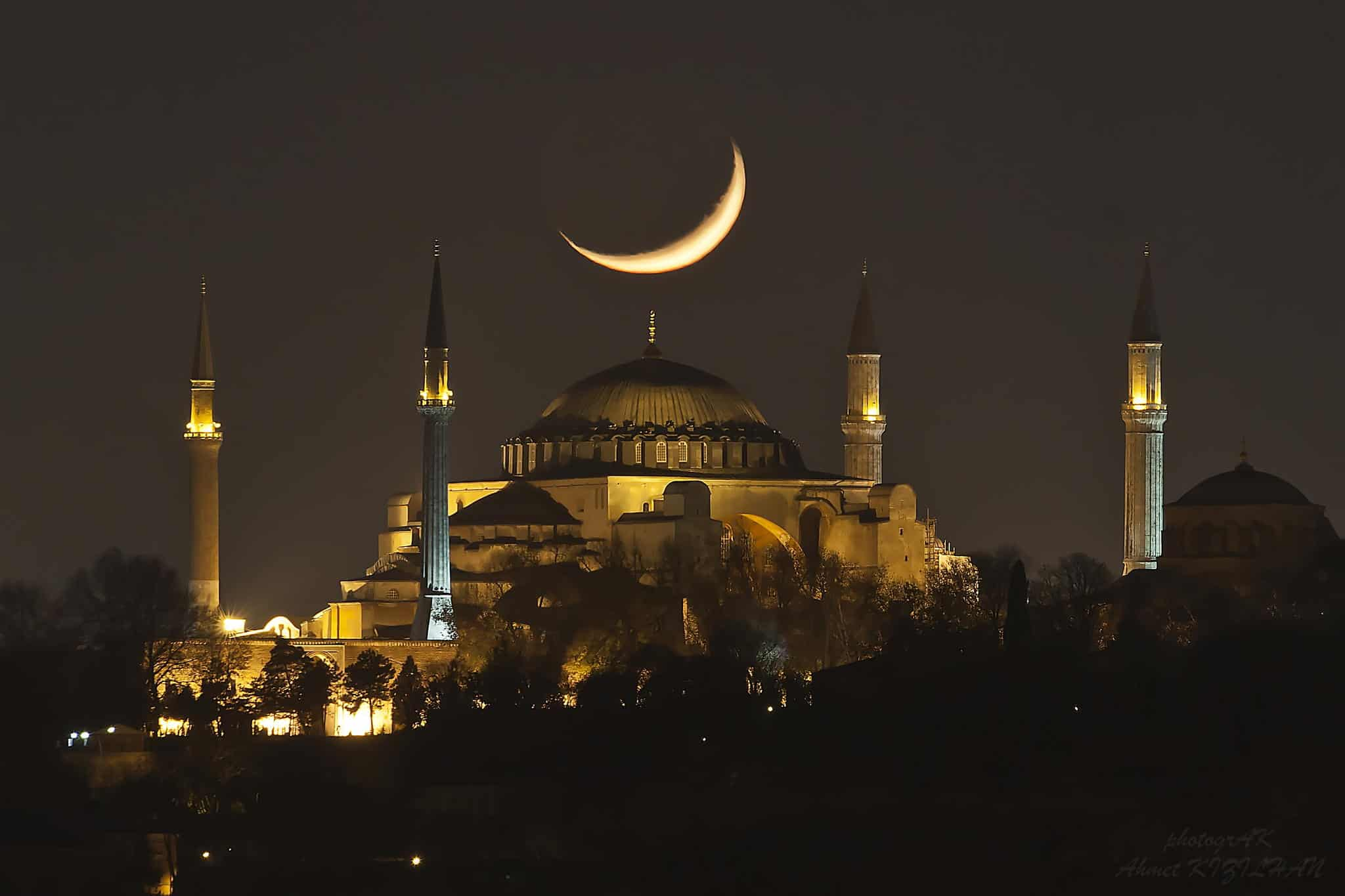 Crescent sightings across Muslim world usher in Ramadan 1437 / 2016