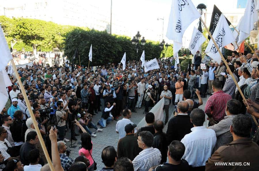 Tunisian Govt threatens to ban HT – again
