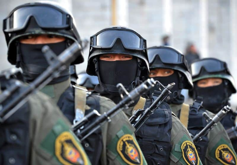 "Kyrgyzstan security arrests 12 more HT members for ""terrorism"""