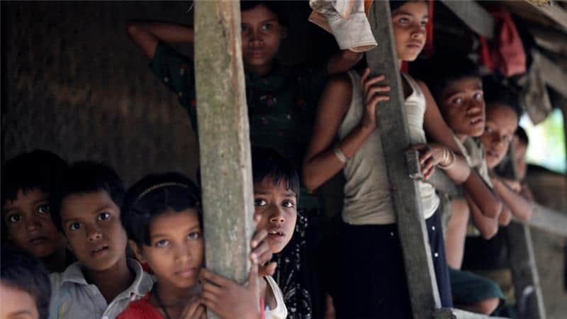 The new wave of horrific violence befalling Rohingya Muslims