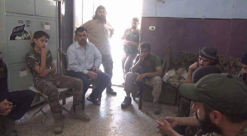 """An Entire Brigade (""""Rayat al-Islam"""") Martyred Defending Aleppo"""