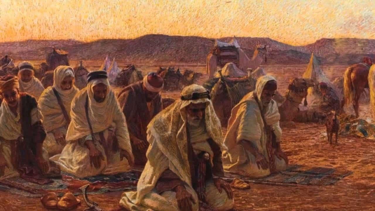 Rise and Fall of Civilisations: Ibn Khaldun's Historiography