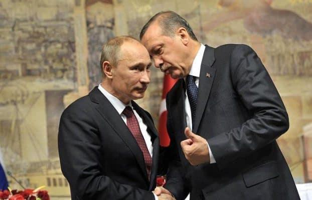 Essay – Erdoğan's Syria interventions: the Russian alliance and handover of Aleppo