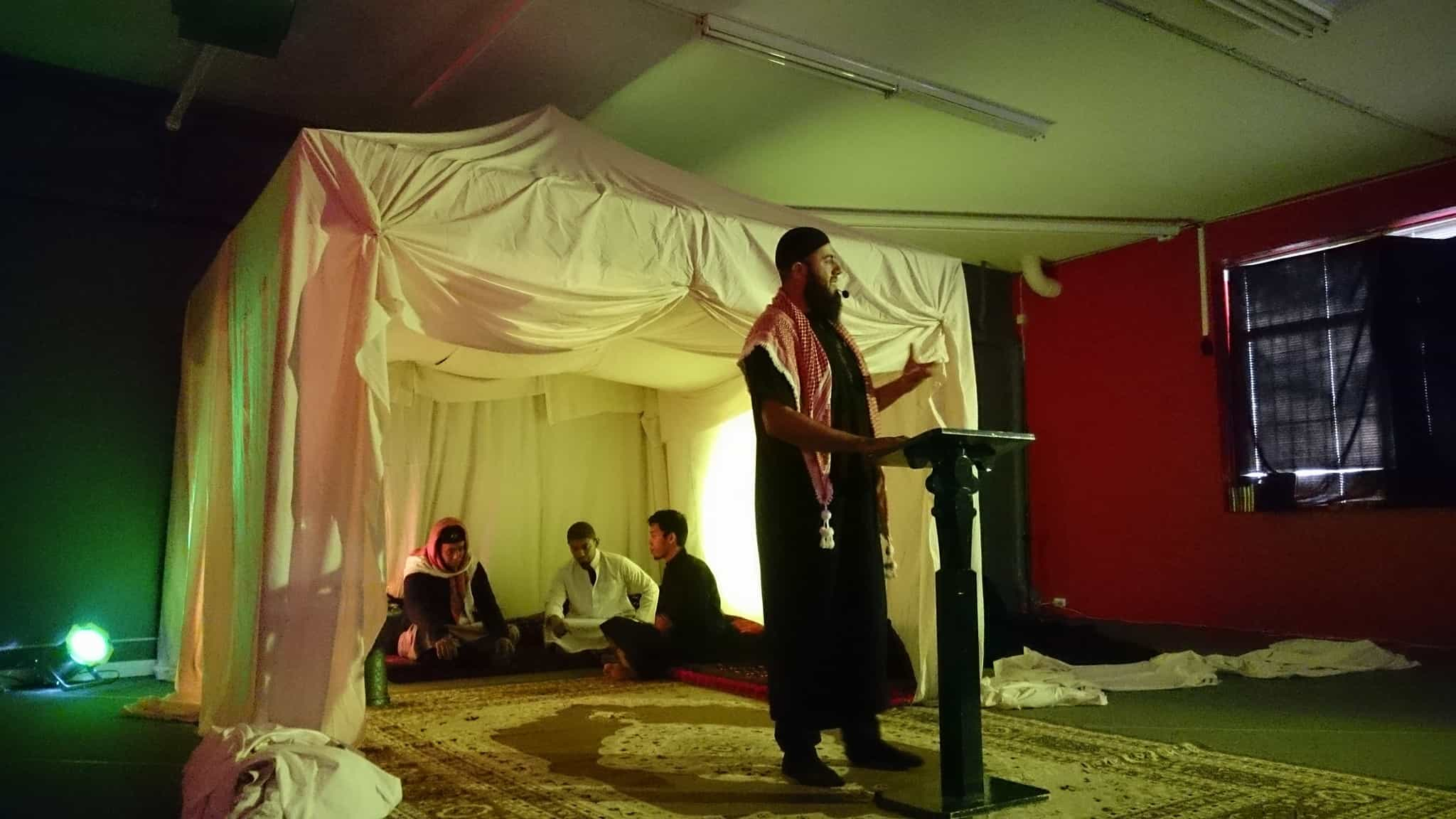 Video: The Story of the Battle of Badr [Event + Annual Iftar]