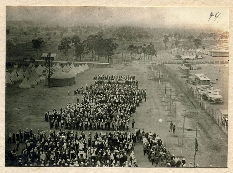Concentration Camps: Is Australia's dark past its Muslim minority's future?