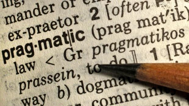 Time to Rethink: The Illusive Lure of Pragmatism
