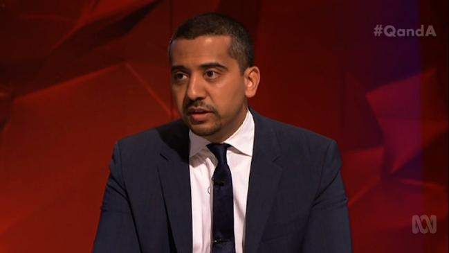 Mehdi Hasan in Australia – challenging or reinforcing the mainstream WoT narrative?